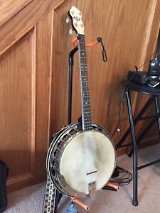 Banjo and all related equipment