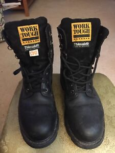 Men's CSA workboots