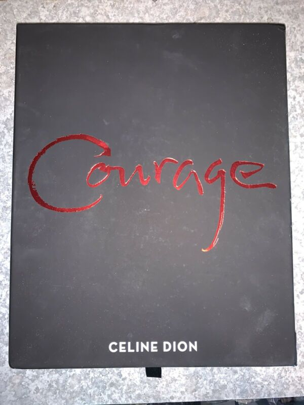 Celine Dion Courage 2019 Tour Full VIP Merchandise Box Brand New