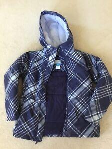 Girls Columbia jacket