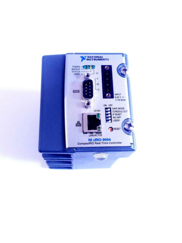 *USA* National Instruments NI cRIO-9004 Real-Time Controller