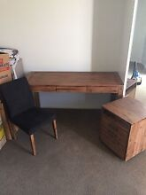 Silverwood Office Desk and Chair Cleveland Redland Area Preview