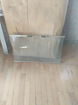Tempered Glass Doors For Fireplace 36 In ()