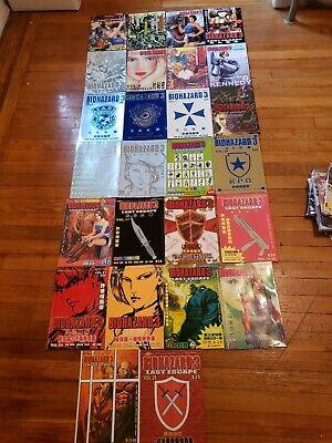 BIOHAZARD 3 Last Escape Chinese comics set vol. 1-26