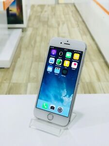 Apple iPhone 6 64 GB Silver in a good Working Condition
