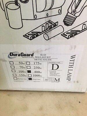 (400MH/L/MT DuraGuard HID Ballast Kit with Lamp 400W Metal Halide Multi-Tap)