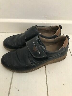 Ladies Josef Seibel Comfort Flat Shoes Size 37 UK 4 Super Comfy !