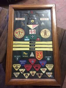 Boy Scout collectable