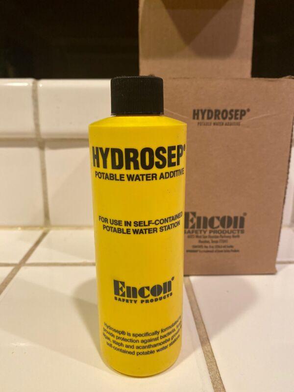 1 CASE OF ENCON HYDROSEP POTABLE WATER ADDITVE (4 BOTTLES) 1 BOX