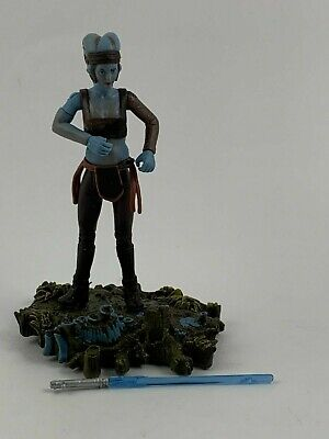 Star Wars Revenge of the Sith III-32: Aayla Secura (Jedi Knight)
