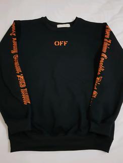 Vlone x Off White Sweatshirt