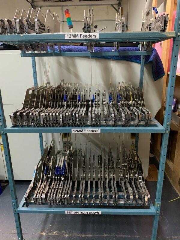 SMT  8 mm FEEDER Philips /Assembleon FV84   8 mm TAPE AND REEL FEEDER, 1 Feeder