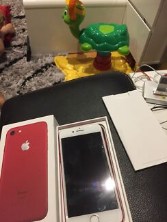 iPhone 7 128 red edition