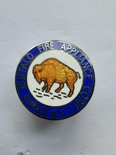 Buffalo Fire Apparatus Corp., Buffalo, NY  lapel -hat pin