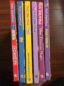 6 First Look and Find Disney books - great Christmas gift! Kitchener / Waterloo Kitchener Area image 2