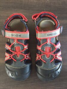 GEOX kids shoes sandals - size 13