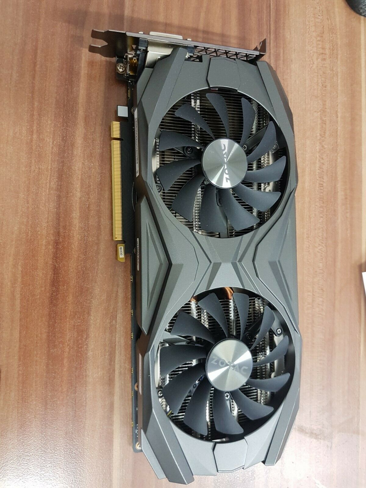 Neu ZOTAC GeForce GTX 1070 8GB GDDR5 Grafikkarte