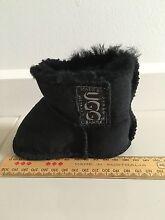 Baby ugg boots black Moorabbin Kingston Area Preview