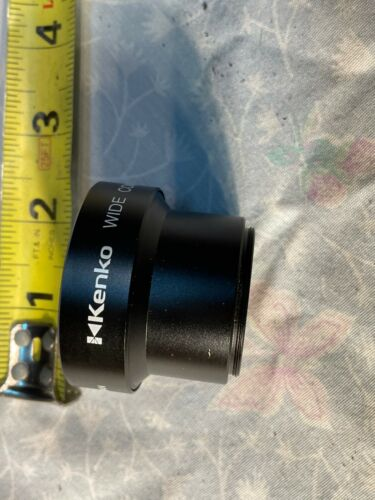 Kenko KTW05 X0.5 Wide Conversion Lens Camcorder 37mm