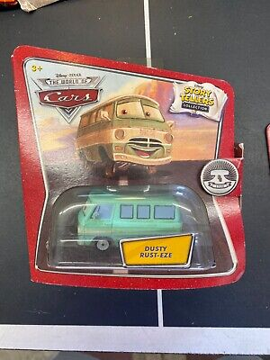 Disney Pixar ~ CARS ~ Story Tellers Collection ~ Dusty Rust-eze ~ New Target