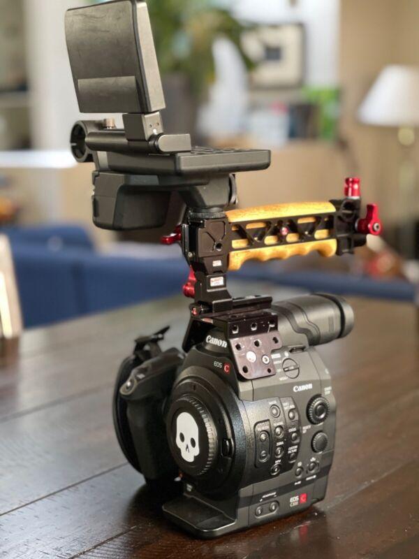 Canon Cinema EOS C300 Professional Camcorder (EF Mount)