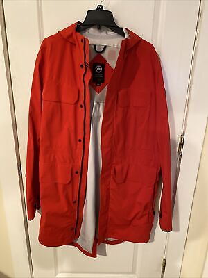 Canada Goose Seawolf Jacket Red XL