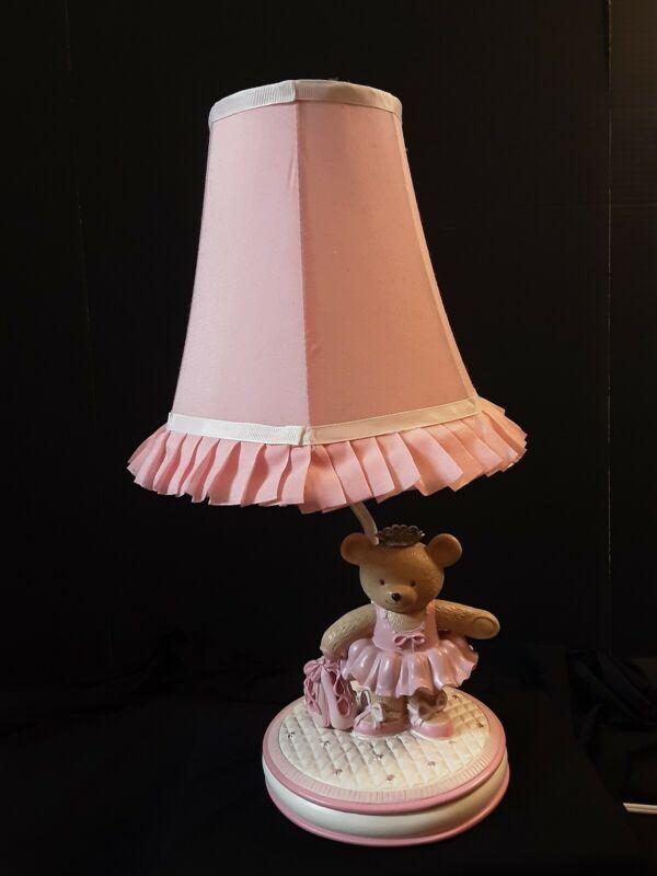 Kidsline Ballerina Bear Lamp Kids Room