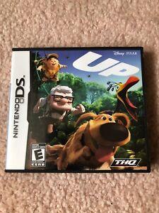 Disney Pixar UP video Game for Nintendo DS