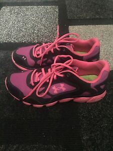 Under armour runners