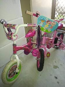 Girls 30cm bicycles x2 Bellmere Caboolture Area Preview