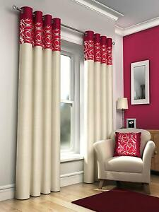 90inch X Lined Curtains