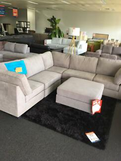 Brand new mod  chaise lounge 899 clearence sale