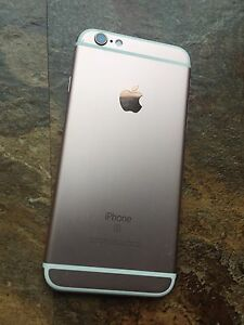 Rose Gold IPhone 6S with Bell - 64gb