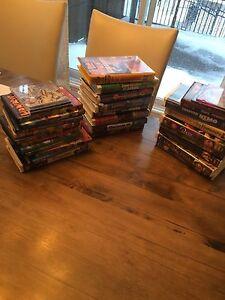 Films  DVD et VHS divers