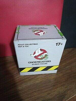 Ghostbusters Slimed Figure Venkman Slimer + Terror Dog Pin NEW Loot Crate](Ghostbusters Dog)