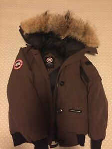 Canada goose brown small jacket