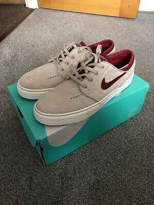 Nike Janoski Beige/Red BRAND NEW UK 9