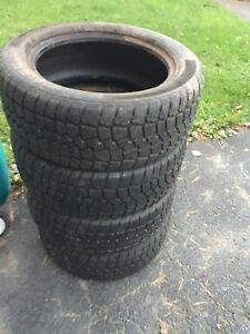 Winter Tires -225 55 R17