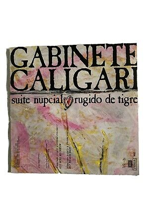 Gabinete Caligari ‎– Suite Nupcial single 7