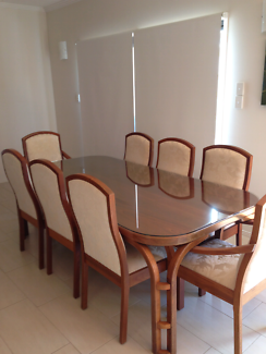 8 Seat Dining Setting