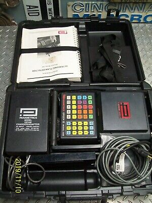 Panametrics Epoch Iii Ultrasonic Flaw Detector