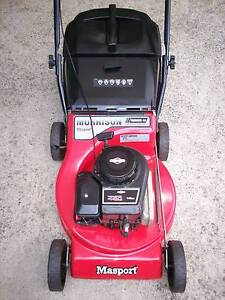 LAWN MOWER REPAIRS AND SERVICE.PARTS AND PULLSTARTS FIXED Runcorn Brisbane South West Preview