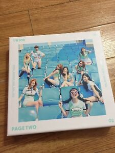 Twice album; Page Two