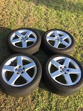 Volvo Serapis 17 inch Alloy Wheels and Tyres (set of 4) Henley Beach Charles Sturt Area Preview