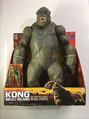 Kong Skull Island 18'' Mega Figure Walmart Exclusive 2017 King Kong