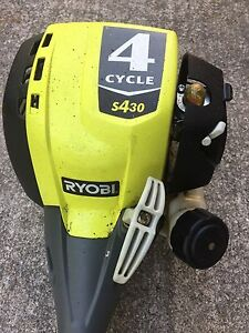 Ryobi 4 cycle weed trimmer