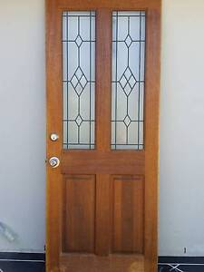 ENTRANCE DOOR WITH LOCKS  (Windsor Bevelled Diamond Jewel ) Coombabah Gold Coast North Preview