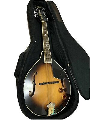 Oscar Schmidt OM10E A-style Acoustic/Electric Mandolin By Washburn