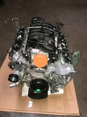 GM 6.0L LC8 Engine Long Block Assembly New OEM