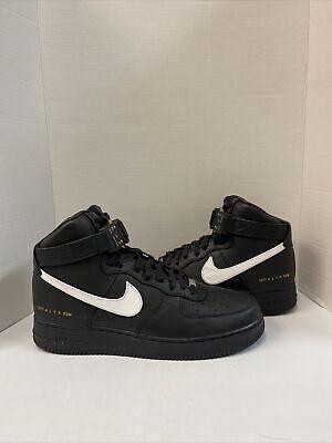 Nike Air Force 1 1017 ALYX 9SM High Black White
